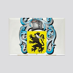 Poli Coat of Arms - Family Crest Magnets