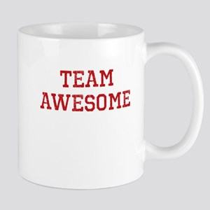 Team Awesome (red) Mug