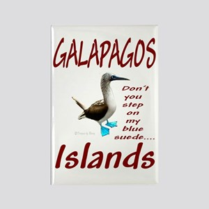 Galapagos Islands- Rectangle Magnet