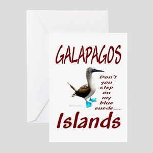 Galapagos Islands-Greeting Cards (Pk of 10)