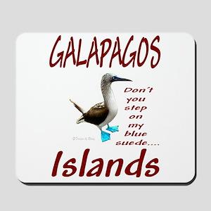 Galapagos Islands- Mousepad