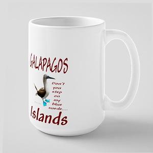 Galapagos Islands-Large Mug