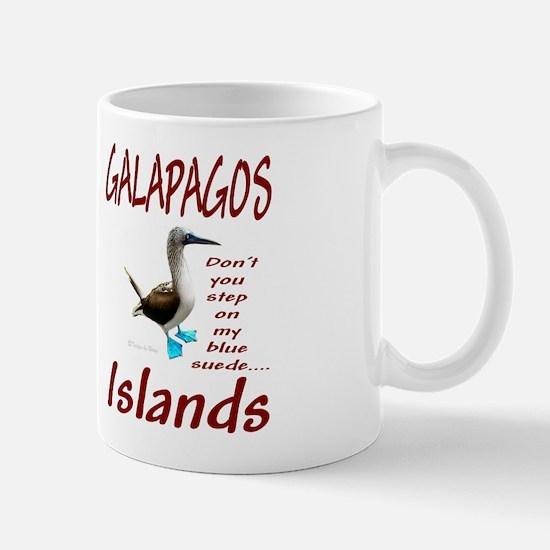 Galapagos Islands-Mug