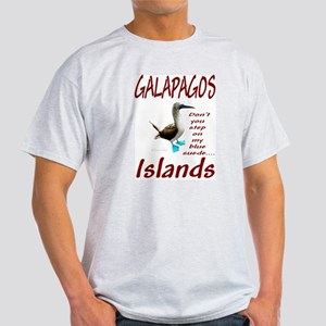 Galapagos Islands-Ash Grey T-Shirt
