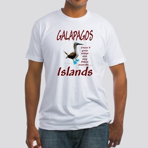 Galapagos Islands- Fitted T-Shirt