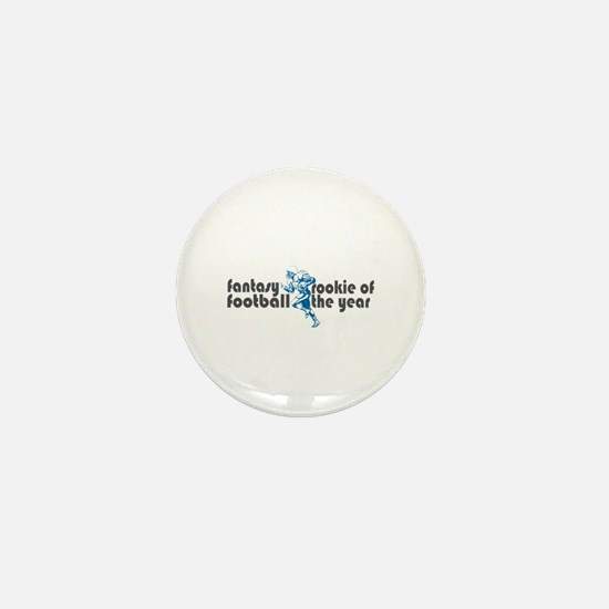 Fantasy Football Rookie Mini Button