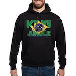 King of the Jungle Hoodie (dark)