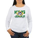 King of the Jungle Women's Long Sleeve T-Shirt