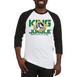 King of the Jungle Baseball Jersey