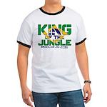 King of the Jungle Ringer T