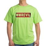 WMREVIL Green T-Shirt