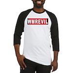 WMREVIL Baseball Jersey