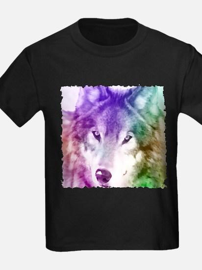 Wolf Gaze Art T