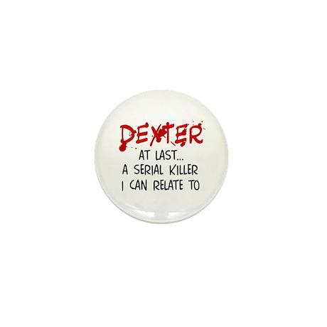 'Dexter Morgan' Mini Button (10 pack)
