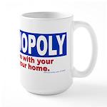 OBAMONOPLY Large Mug