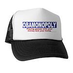 OBAMONOPLY Trucker Hat