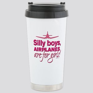 Silly Boys Corsair Stainless Steel Travel Mug