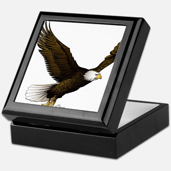 American Eagle Keepsake Box