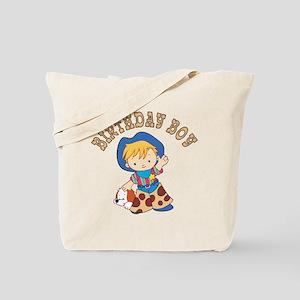 Cowkid's Birthday Boy Tote Bag