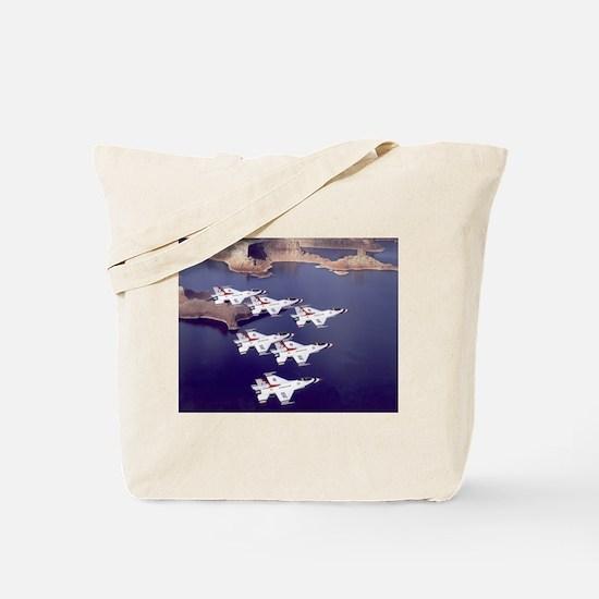 Thunderbirds Tote Bag