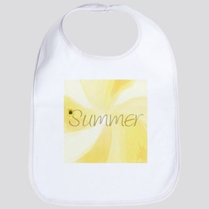 Summer Sunflower Bib
