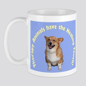 Therapy Animals..Healing Touch Mug