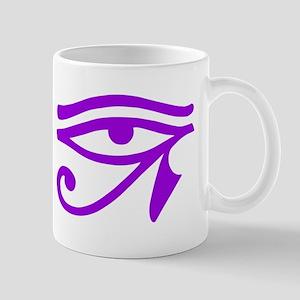 Purple Eye Mug