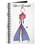 Blue Princess Journal