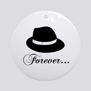 Michael Forever Ornament (Round)