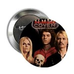 "Coven 1969 album cover 2.25"" Button"