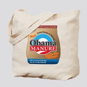 Obama Manure Tote Bag