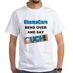 ObamaCare White T-Shirt