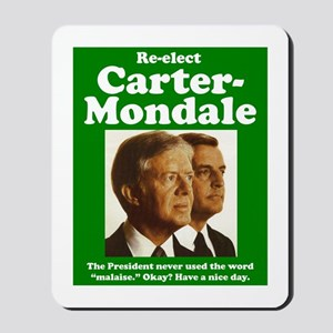Re-elect Carter Mousepad