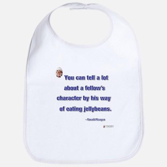 Reagan Jellybean Bib