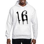 16th Birthday Hooded Sweatshirt