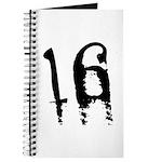 16th Birthday Journal