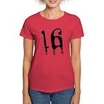 16th Birthday Women's Dark T-Shirt