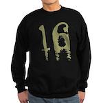 16th Birthday Sweatshirt (dark)