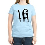 16th Birthday Women's Light T-Shirt