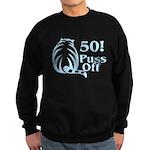50th Birthday Sweatshirt (dark)