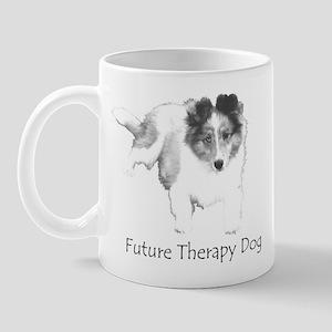 Future Therapy Dog Mug