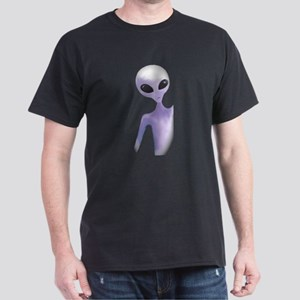 Alien Design mens Dark T-Shirt