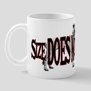 Irish Wolfhound- Size Does Ma Mug