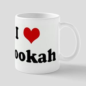I Love Hookah Mug