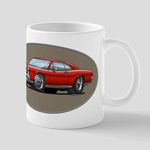 66-67 Red GTO Mug