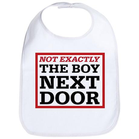 Dexter: Boy Next Door Bib
