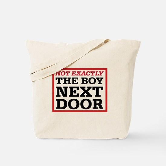 Dexter: Boy Next Door Tote Bag
