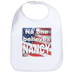 No one NANCY Bib