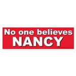No one NANCY (Bumper 10 pk)