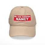 No one NANCY Cap